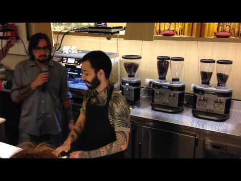 Del Viento Café Barrista competition in Buenos Aires by Ann Kuffer part two