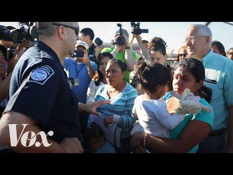 Why seeking asylum in America is so difficult