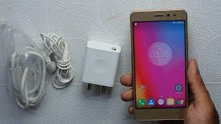 Lenovo K6 Power Mobile Unboxing