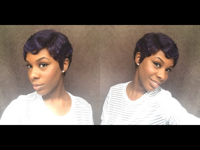 ITS A WIG! REAL HAIR LINE PART IRON FRIENDLY WIG - NUNA * Hair So Fly *