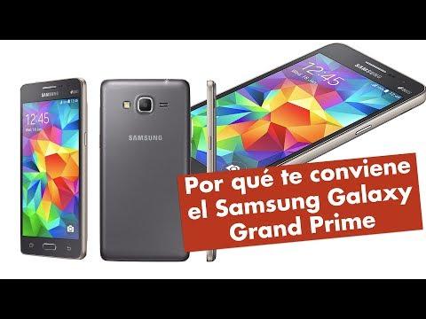 Por qué te conviene el Samsung Galaxy Grand Prime (o no) | LuisGyG