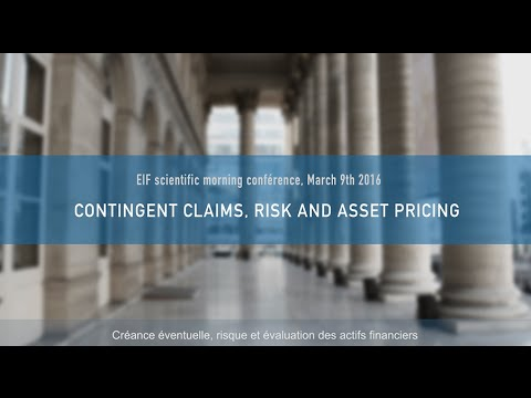 CONTINGENT CLAIMS, RISK AND ASSET PRICING