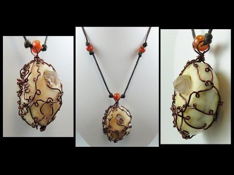 Jewelry Making Tutorial - The BASIC Devine Wrap | Liz Kreate