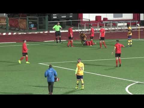 Lions Gibraltar FC v Boca Juniors FC 22/11/2018