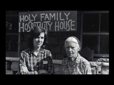 Dorothy Day Catholic Worker House Trailer