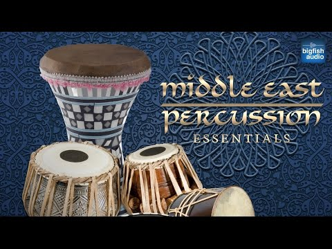 Middle East Percussion Essentials | Demo Track