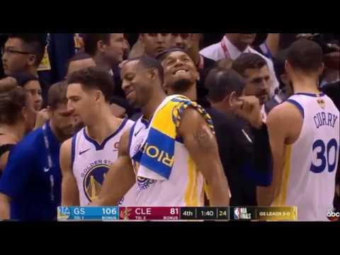 cleveland-cavaliers-vs-golden-sate-warriors-nba-finals-2018-game-4---4th-quarter-highlights