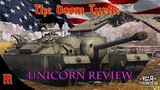 War Thunder: T-95 Doom Turtle Super Unicorn Review