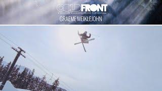 Graeme Meiklejohn - COLDFRONT Online Film Festival