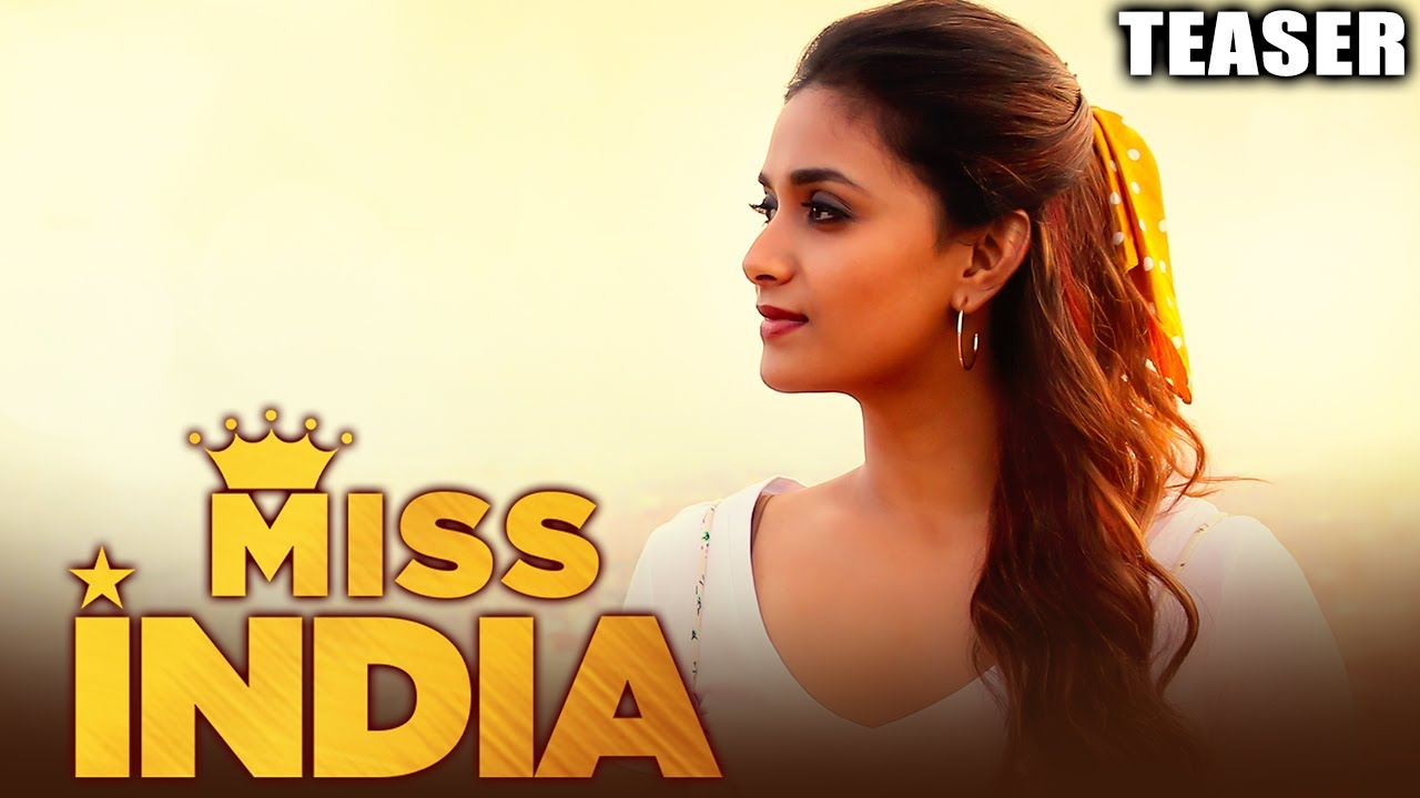 Download Miss India 2021 Official Teaser Hindi Dubbed | Keerthy Suresh, Jagapathi Babu, Rajendra Prasad