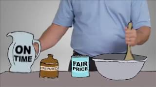Baker Brothers Plumbing and Air - Recipe