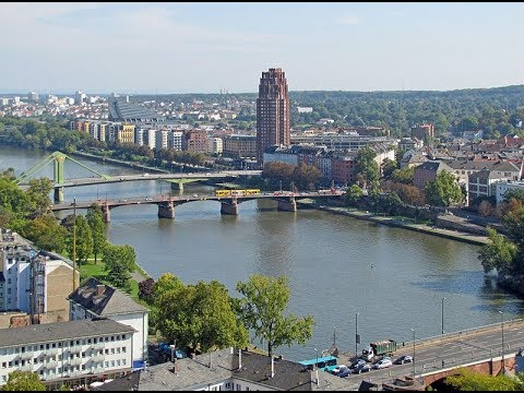 Places To See In ( Frankfurt - Germany ) Sachsenhausen