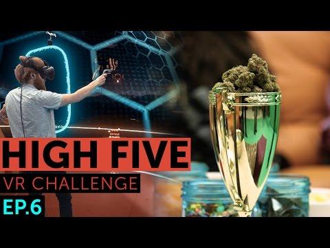 High Five VR Challenge Episode 6 – The Final VR Showdown