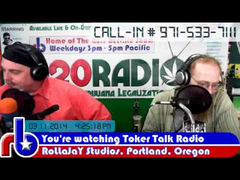 Toker Talk Radio #361 - Brave Mykayla on Tri Cities News
