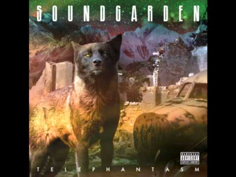 Soundgarden Black Rain w/Lyrics