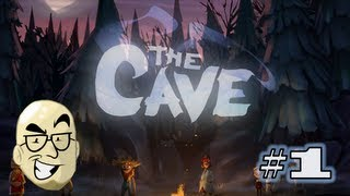 The Cave - Walkthrough/Gameplay - Part 1