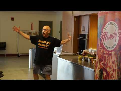 The craftsmanship of Meat Preservation with Jeffrey Roberts: 2017 Boston Fermentation Festival