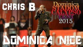 Chris B: DOMINICA NICE Dominica