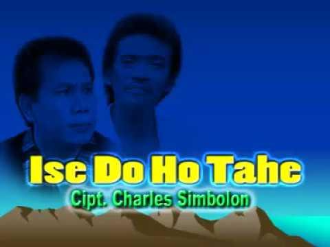 Charles Simbolon & Joel Simorangkir 04  Ise Do Ho Tahe