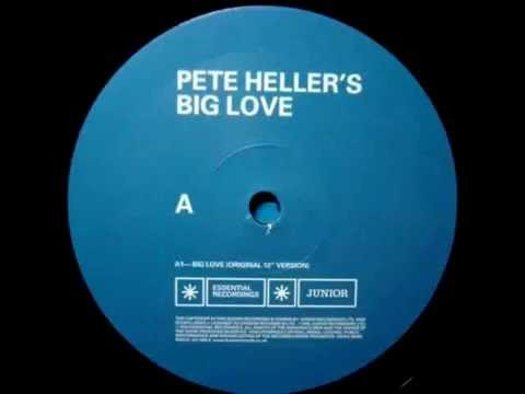 Pete Heller  Big love 1999