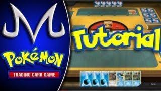 Pokémon TCG Online - Tutorial Como Jogar