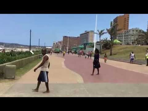 Durban, South Africa | from Moses Mabhida Stadium to uShaka Marine World