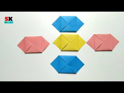 Top paper origami craft idea   Paper carfts awesome triks   Diy paper project