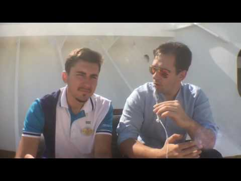 Job Onboard. Part 2: Kris & @alexstenko