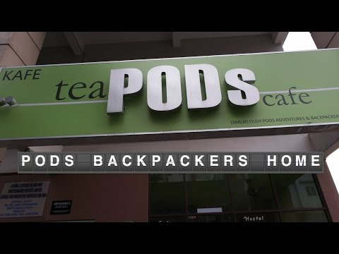 DIY Travel Reviews - PODs The Backpackers Home, Kuala Lumpur, Malaysia