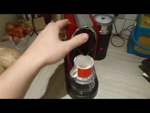 Demo Krups Nespresso U Coffee Machine Doovi