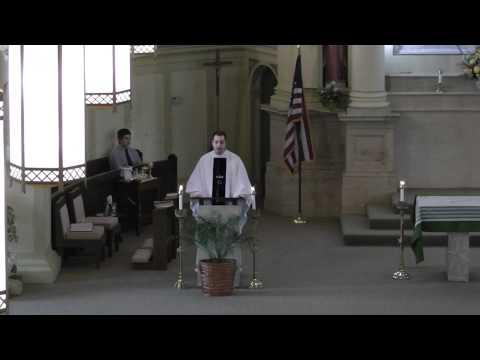 Holyoke Catholic High School - Baccalaureate Mass - 6/5/2012