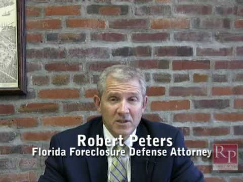 Florida Foreclosure Defense What happens to the Second Mortgage?