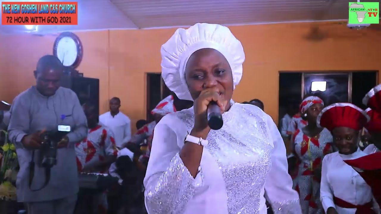 Download Evang. Bukola Akinade (Senwele Jesu)..Jehova Nissi 2021..@ The New Goshen Land C&S Church, in Ibadan