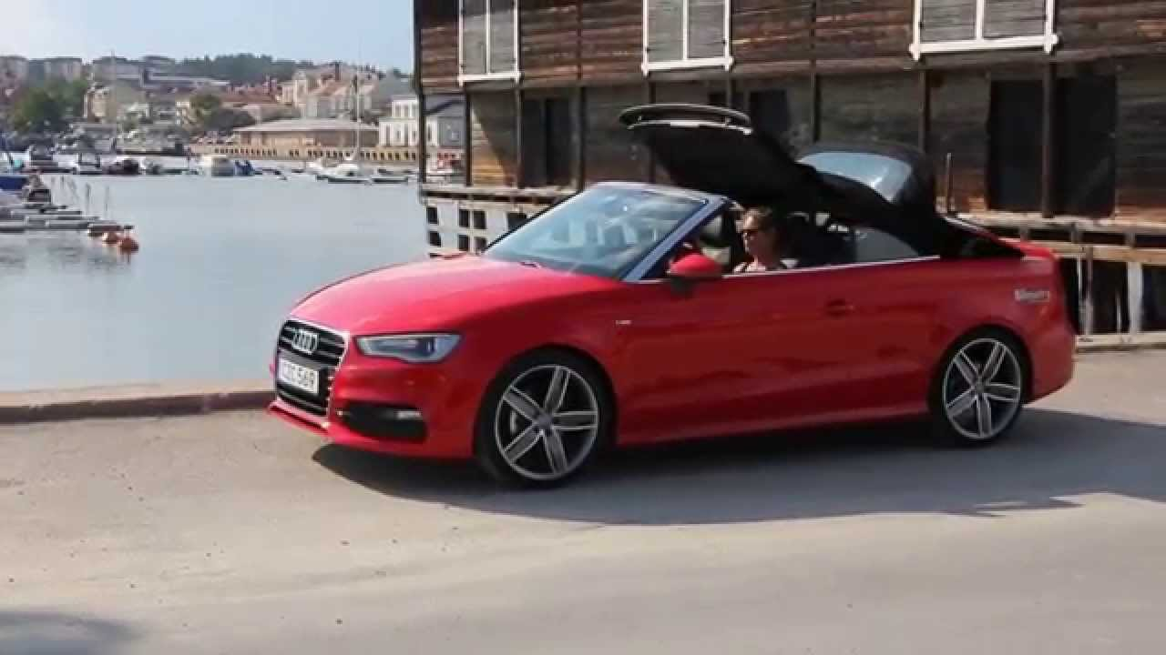 2017 Audi A3 Cabriolet Cab Maneuvering In Sd And More