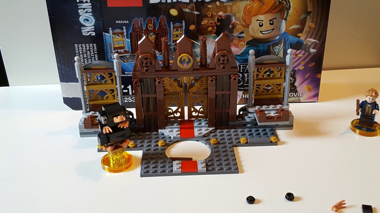 lego dimension spil