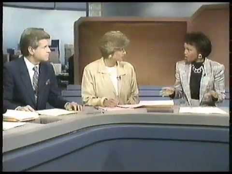 1989 KOMO TV 4 Promo with Connie Thompson