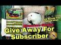 Give Away For Subscriber Febuari  Syarat Di Diskripsi  Mp3 - Mp4 Download