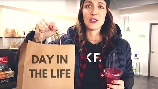 DAY IN THE LIFE VLOG!