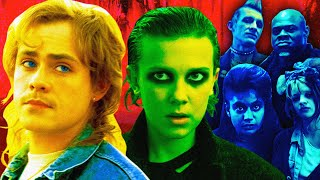 WHY IS ELEVEN EVEN IN *STRANGER THINGS* ANYMORE??? (MARATHON REACTIONS)