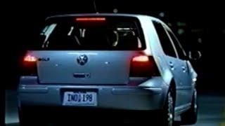 "1999 Volkswagen Golf (VW) Commercial - ""Domo Arigato Mr.Roboto"""