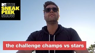 Gambar cover CT & Tony Train For The Final Challenge | The Sneak Peek Show | MTV