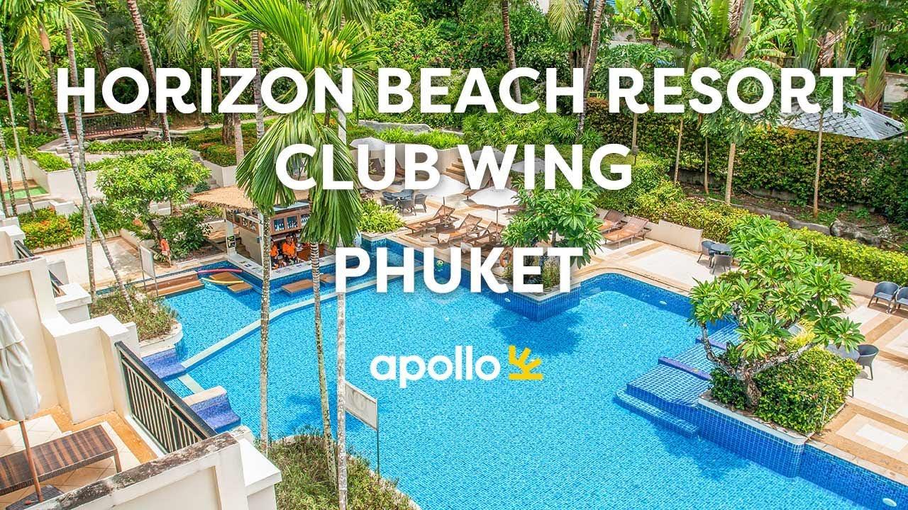 Horizon Karon Beach Resort Club Wing Phuket I Thailand Apollo