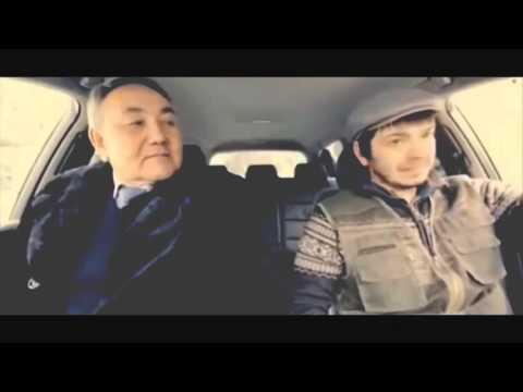 Таксист Русик и Назарбаев. Гаишник в Шоке... / Rusik & Nazarbaev (new)