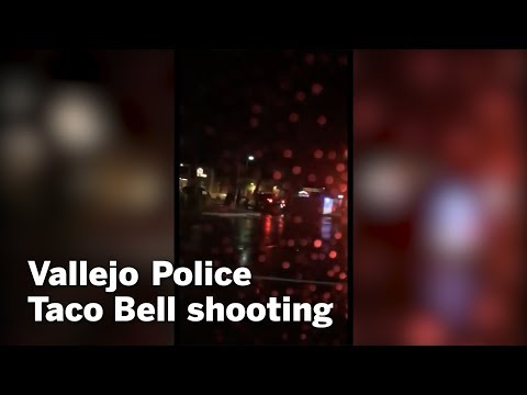 """Watch: Vallejo fatal officer shooting of rapper """"Willie Bo"""" McCoy purportedly captured"""