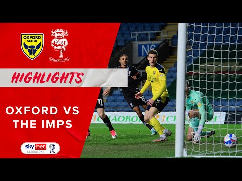 Oxford Utd Lincoln Goals And Highlights