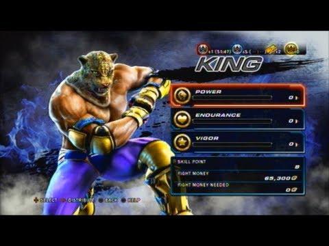 Tekken Revolution - Arcade Battle (King)