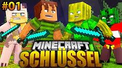 Der ULTIMATIVE PVP KAMPF BEGINNT?! - Minecraft SCHLÜSSEL #01