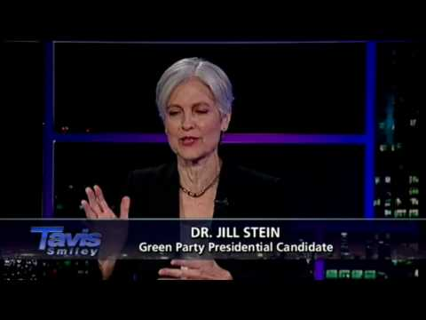 Jill Stein & Gary Johnson debate for President 10 31 2016