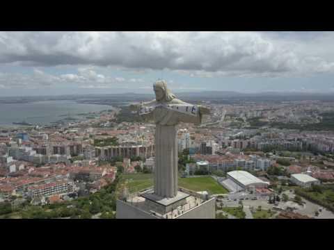 Christ The King Statue - Lisbon