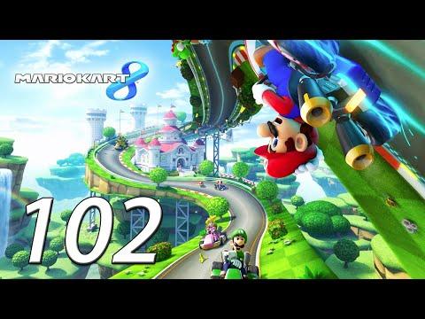 Mindcrack Mario Kart 8 Online Multiplayer - E102 - Fell on a Banana thumbnail